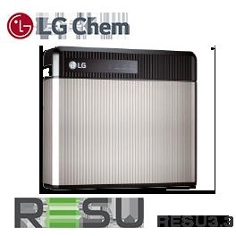LG Chem RESU3.3 battery image
