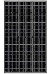 LONGi Solar LR6-60-HPB-300M solar panel