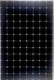SunPower SPR-E20-327-COM solar panel